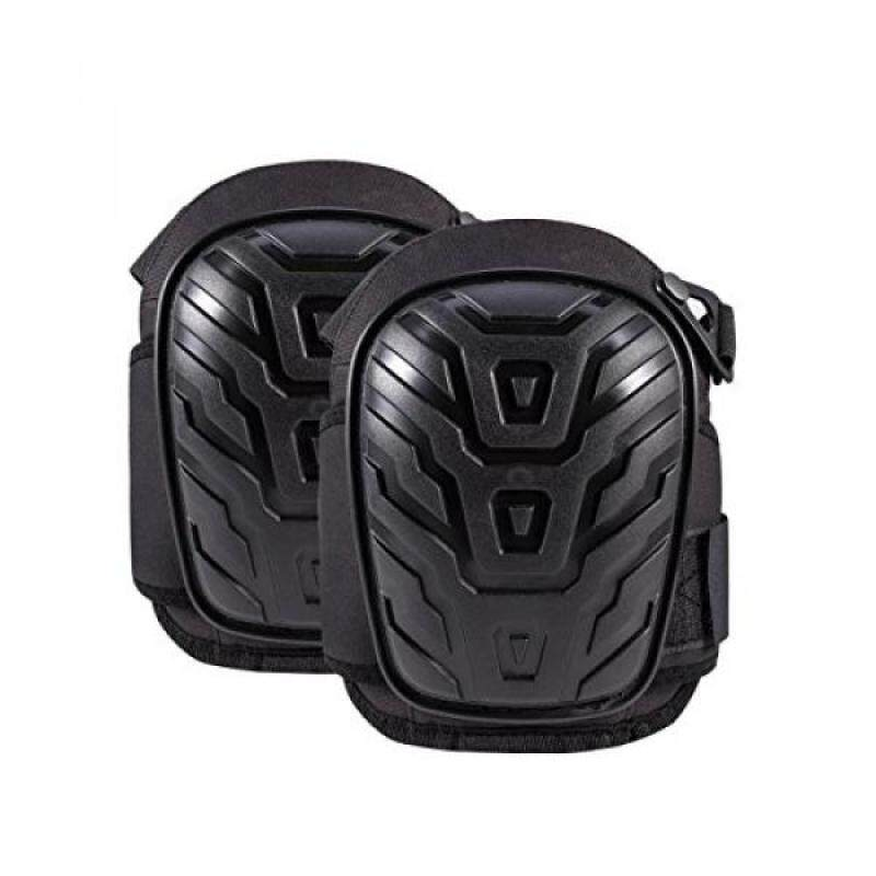 Anyprize Professional Knee Pads with Heavy Duty Foam Padding and Comfortable Gel Cushion Knee Pads Construction (Shield pattern)