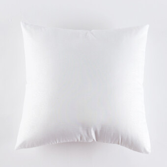 Aoki shop cushion cotton BENSE.O white pillow waist pillow