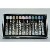 Artists´ Oil Pastels (Metallic)