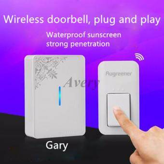 Augreener E2 Economic and Reliable Self Powered door bell NO NEEDBATTERY! Wireless Doorbells - 2