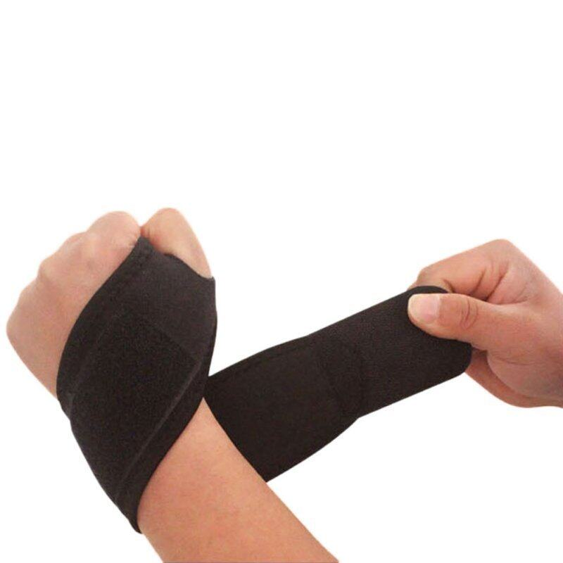 Austrian Alex Outdoor Sports Wrist Guard Palm for U Health Adjustable Wristbands Bandage Sport Safety Elbow Knee Pads