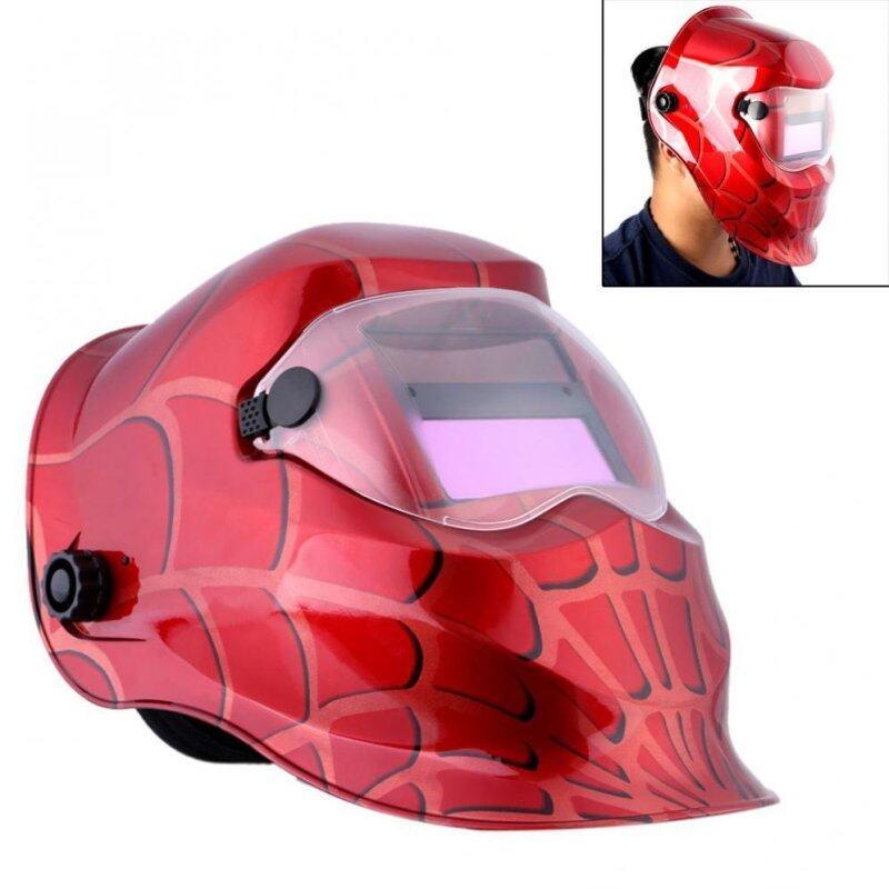 Buy Auto Darkening Welding Helmet Mask Solar Welding Goggles Face Shields (Intl) Malaysia