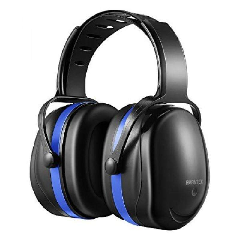 Buy AVANTEK Ear Protection, 34dB Hearing Protection Safety Ear Muffs, Flexi Twist Headband for Durable and Comfortable Fit Malaysia