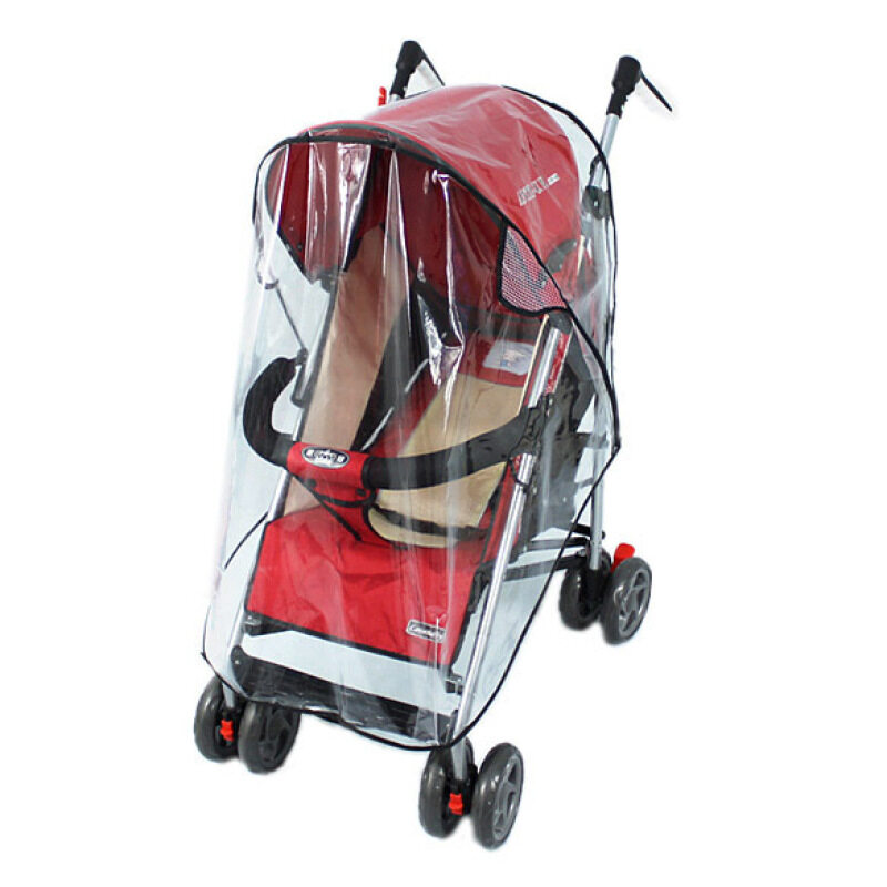 Baby Strollers Waterproof Cover Windshield - intl Singapore