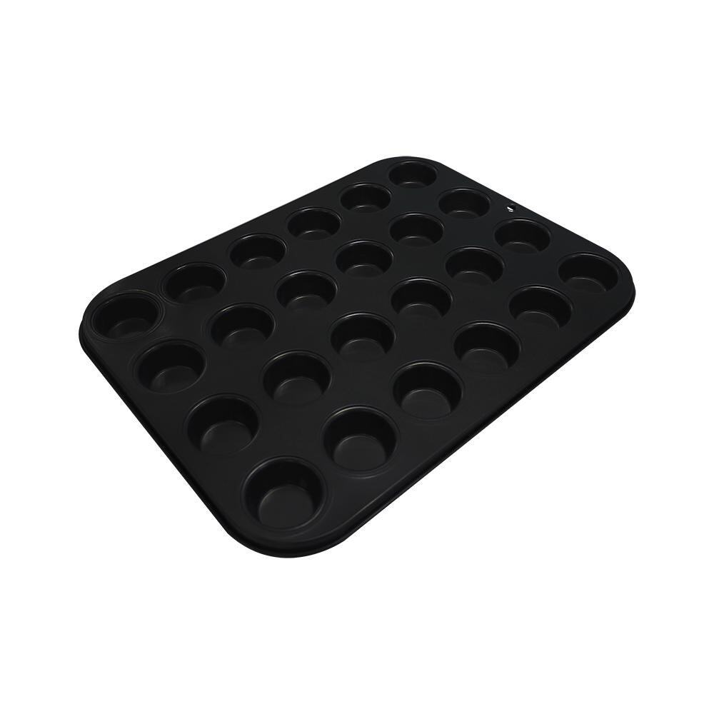 BAKECRAFT Muffin Pan 24 Cup Non-Stick