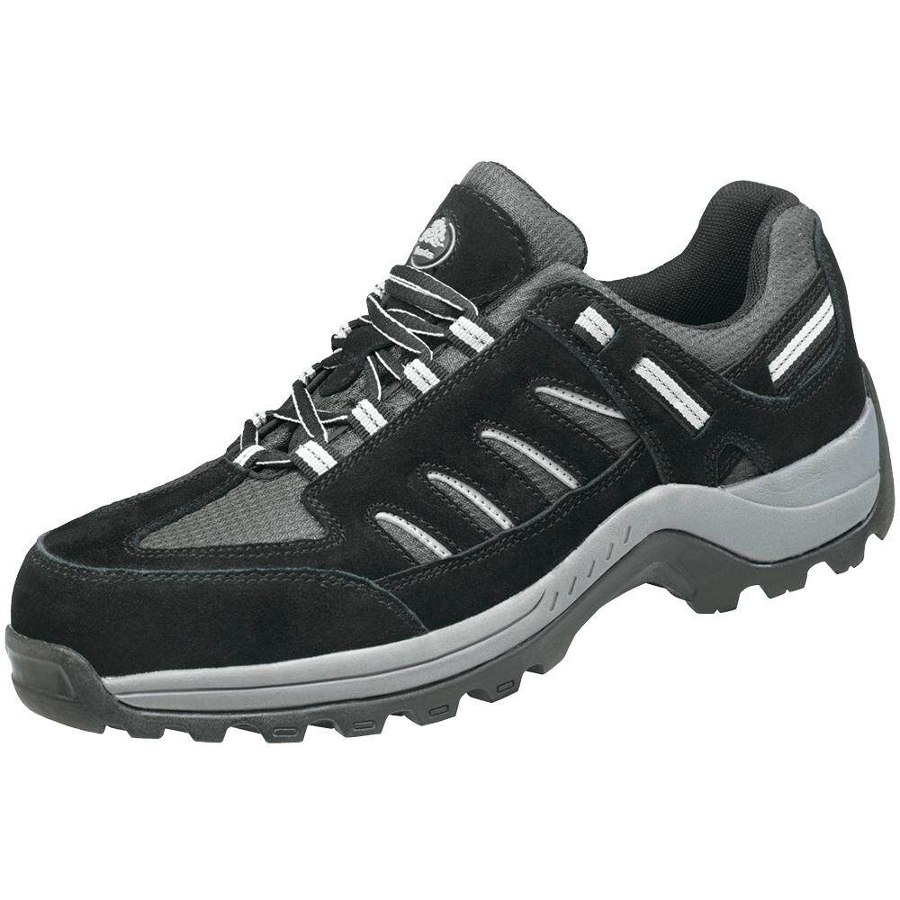 Bata Industrials Mendel (Black-Grey)