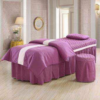 Beauty Salon massage spa can be customized Cotton bed Sets