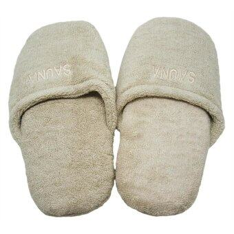 Bedroom Slippers Dirty White Lazada Malaysia