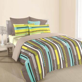 Harga Bedtalk Fitted Set-King-350 Thread Count-DR2393