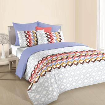 Harga Bedtalk Fitted Set-King-350 Thread Count- DR2396