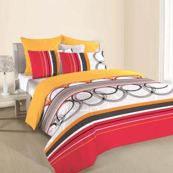 Harga Bedtalk Fitted Set-King Size-350 Thread Count-DR2411