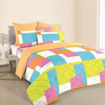 Harga Bedtalk Fitted Set-Single-350 Thread Count-DR2398
