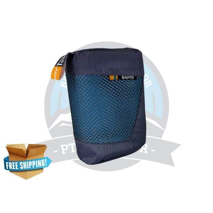 [ BEST SELLER ] Santo Quick Dry Towel ( 130cm x 80cm ) - BLUE