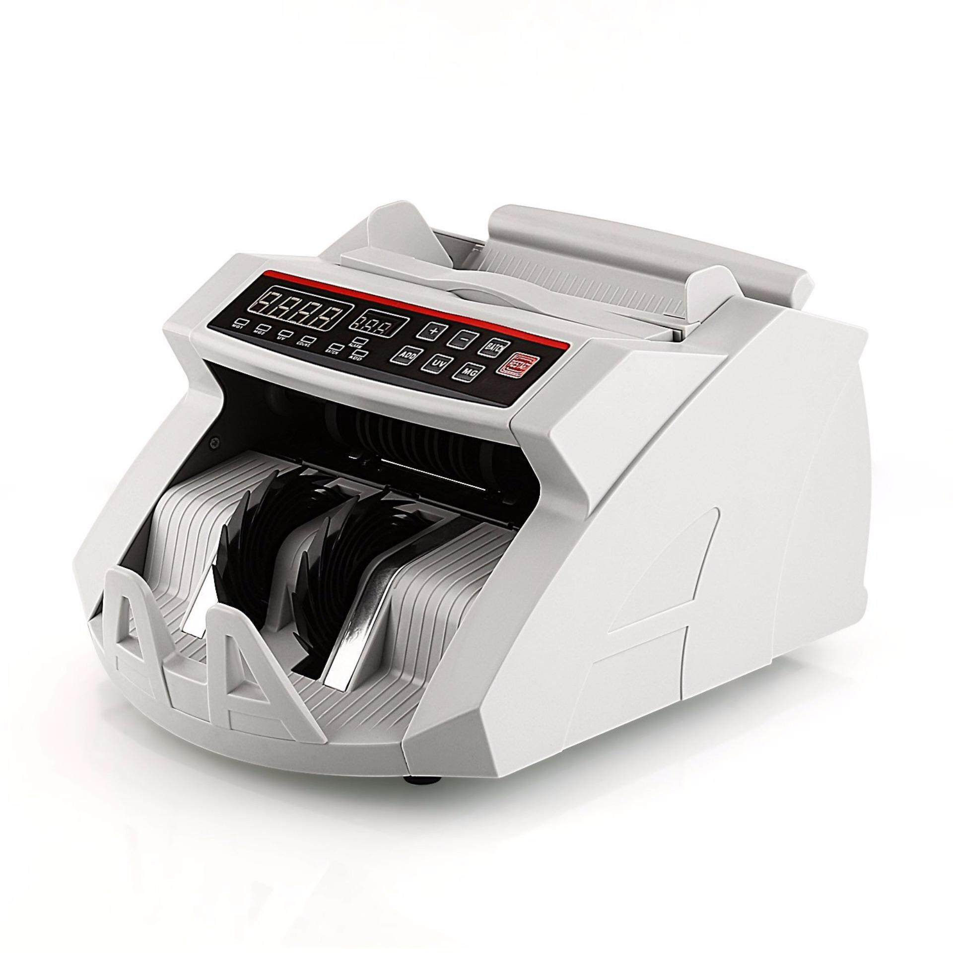 BILL MONEY NOTE COUNTER MACHINE + EXTRA DISPLAY ( 6 YEARS WARRANTY )
