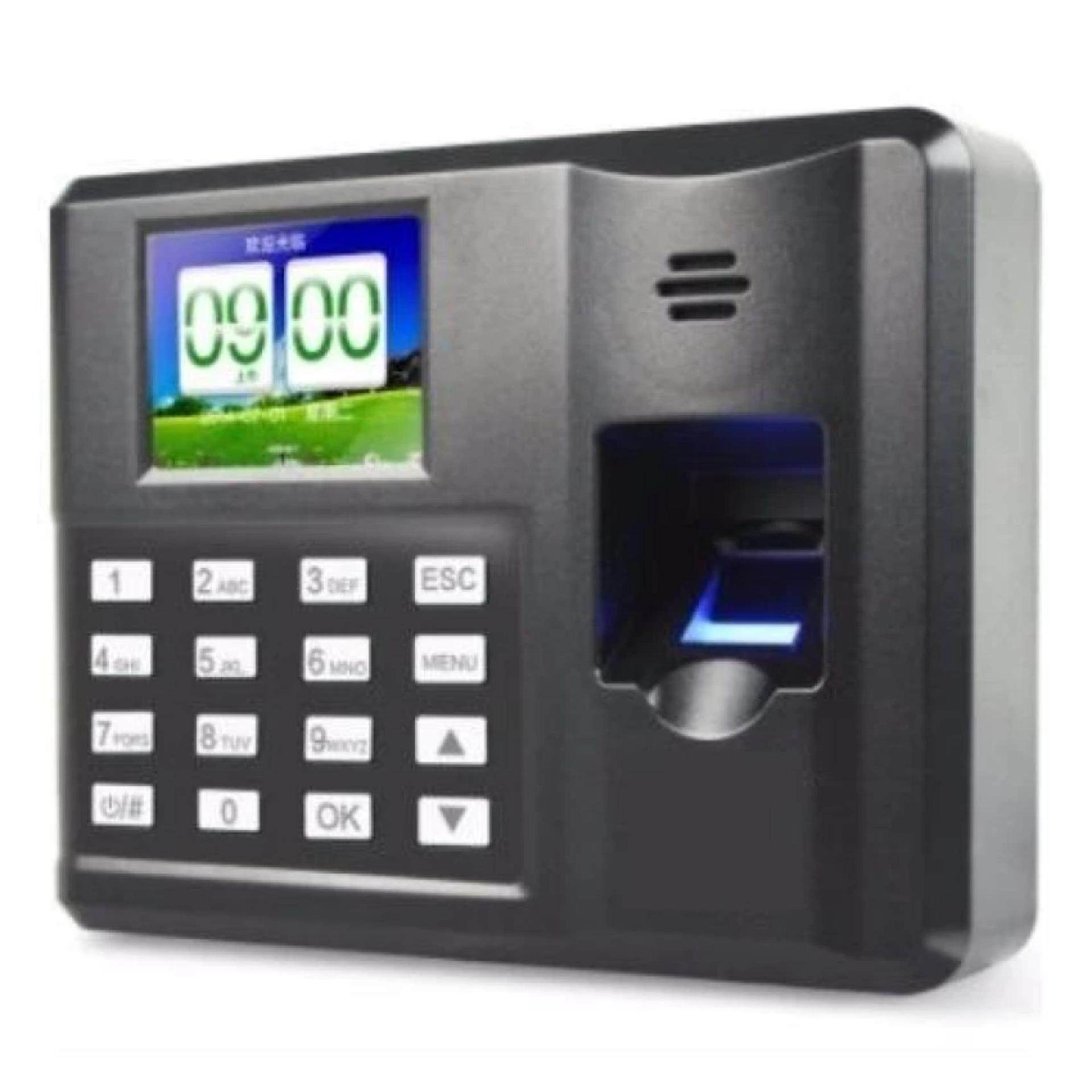 Biometric Fingerprint Time Attendance Clock Recorder Reader Machine ( 10 YEARS WARRANTY )
