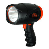 Black & Decker SL3WAKB LED Alkaline Spotlight Torchlight