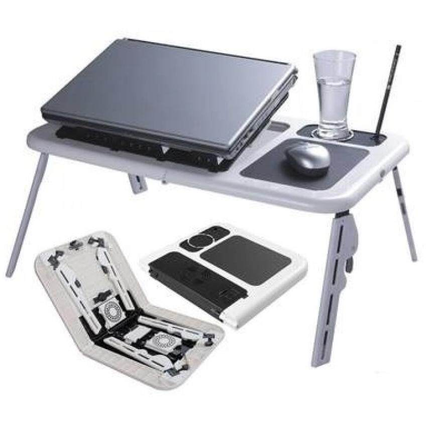 E-Table Portable Foldable Laptop Table Notebook Desk