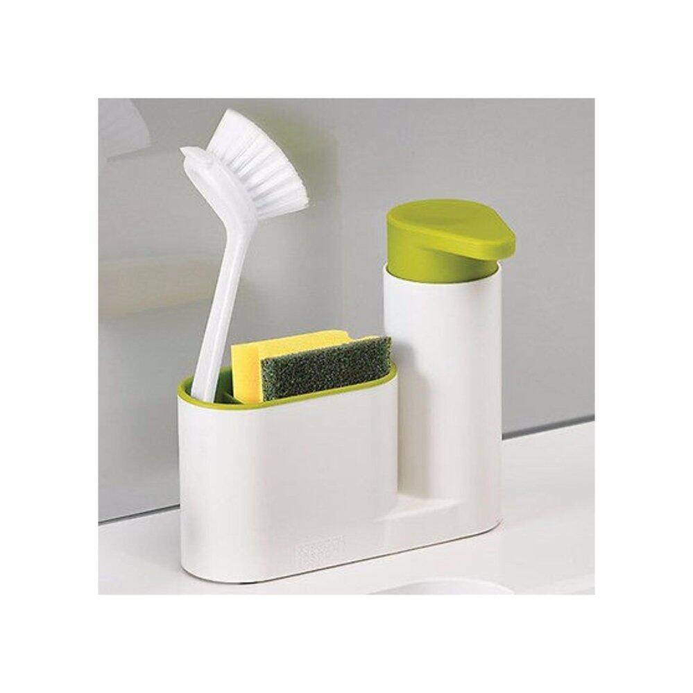 Bliss Sink Tidy Sey Dishes Shampoo Rack (Random Color)