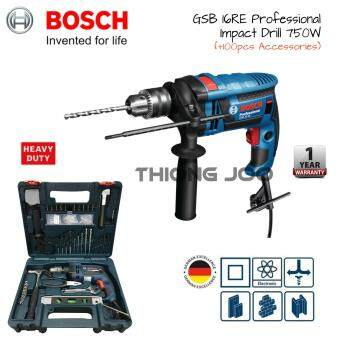 Bosch GSB 16RE Impact Drill 100Pcs Accessories HEAVY DUTY