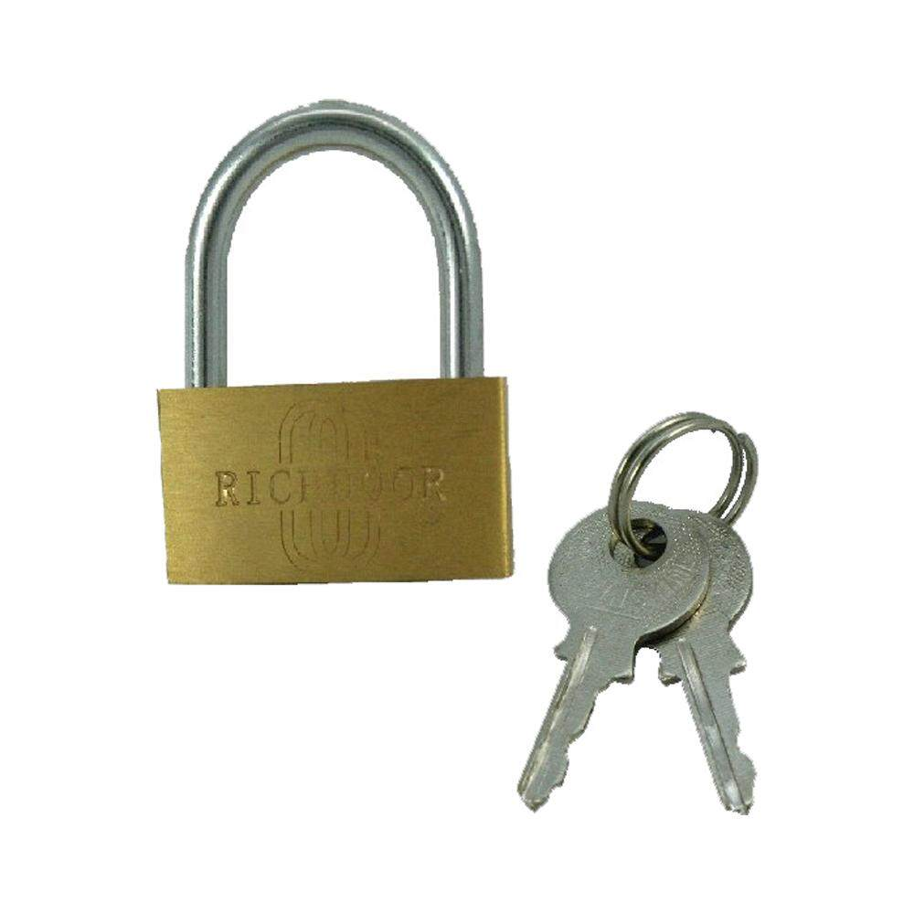 Brass Padlock 40mm [L012-40]