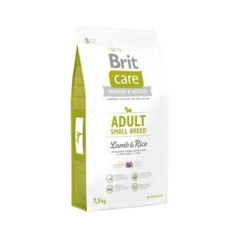 Brit Care Adult Small Breed Lamb & Rice (7.5KG)