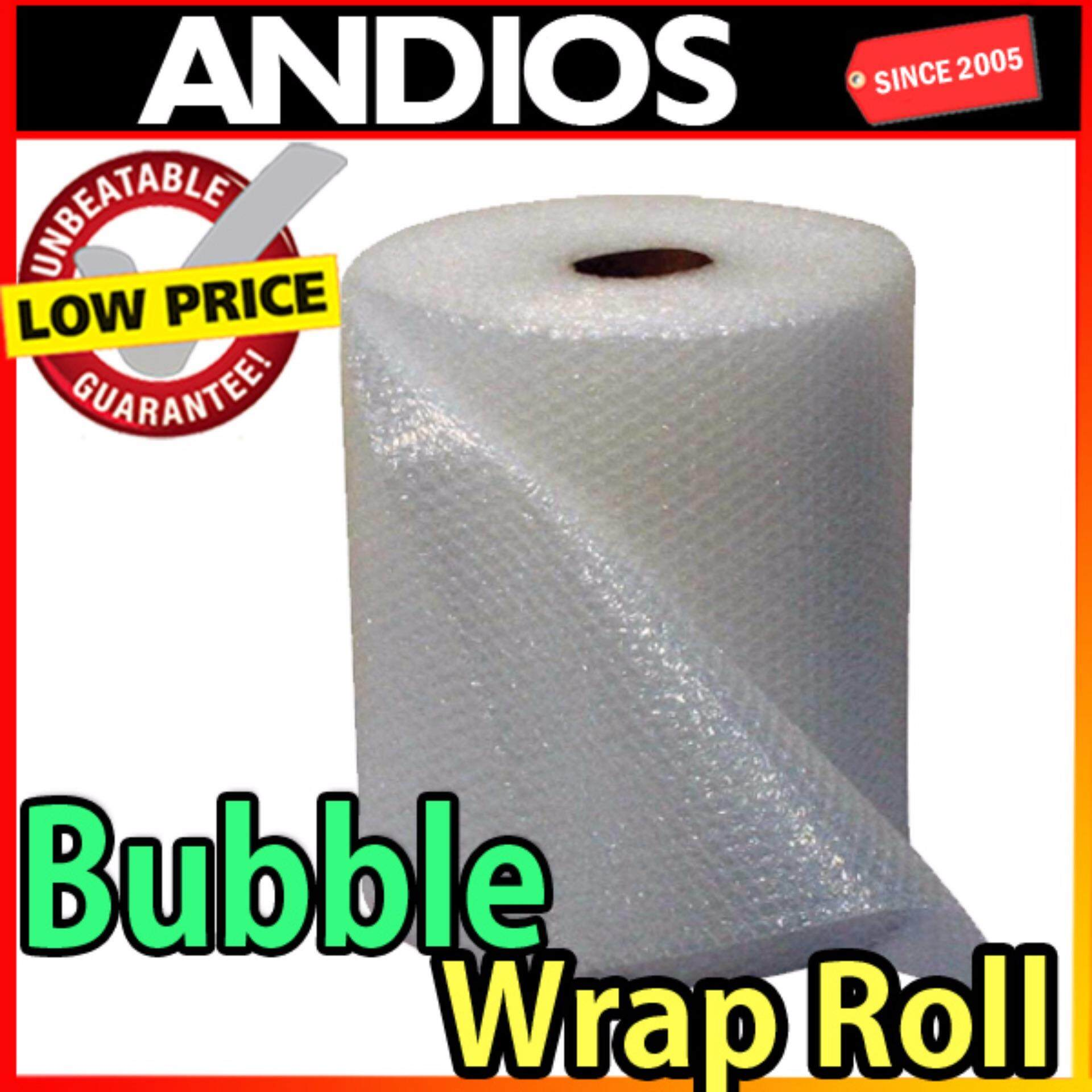 Bubble Wrap(100mtr x 1mtr)10mm Packaging Wrapping Post Parcel Protect