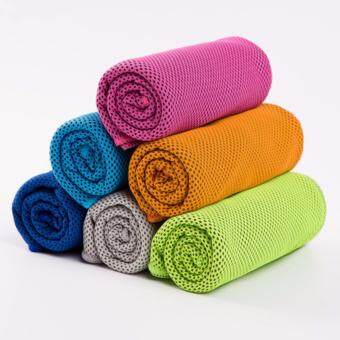 Buy 1 Take 1 New Technology Summer Cooler Sports Towel Gym CoolTowel Fitness Towel