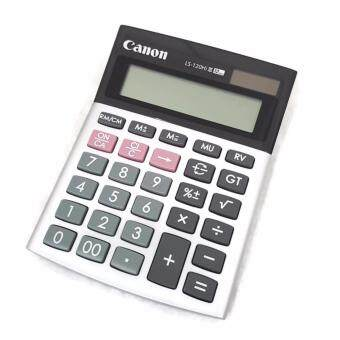 Harga CANON LS-120Hi III 12 Digits Calculator
