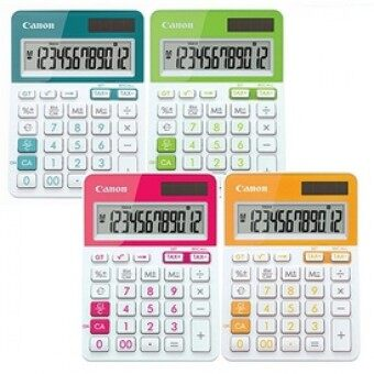Harga CANON LS-123T COLOR CALCULATOR