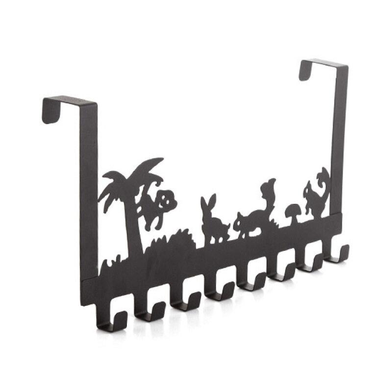 Buy Cartoon kitchen wall hangers hook wrought iron adhesive hook Malaysia