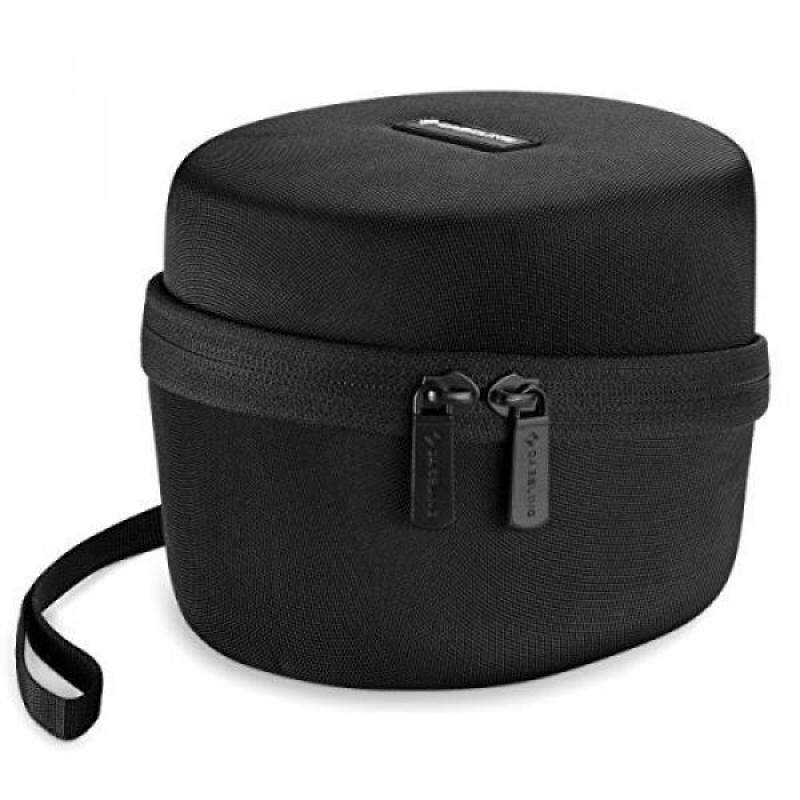 Buy Caseling Hard Case for Howard Leight Impact Sport OD Electric Earmuff. - Includes Mesh Pocket for Accessories. - Black Malaysia