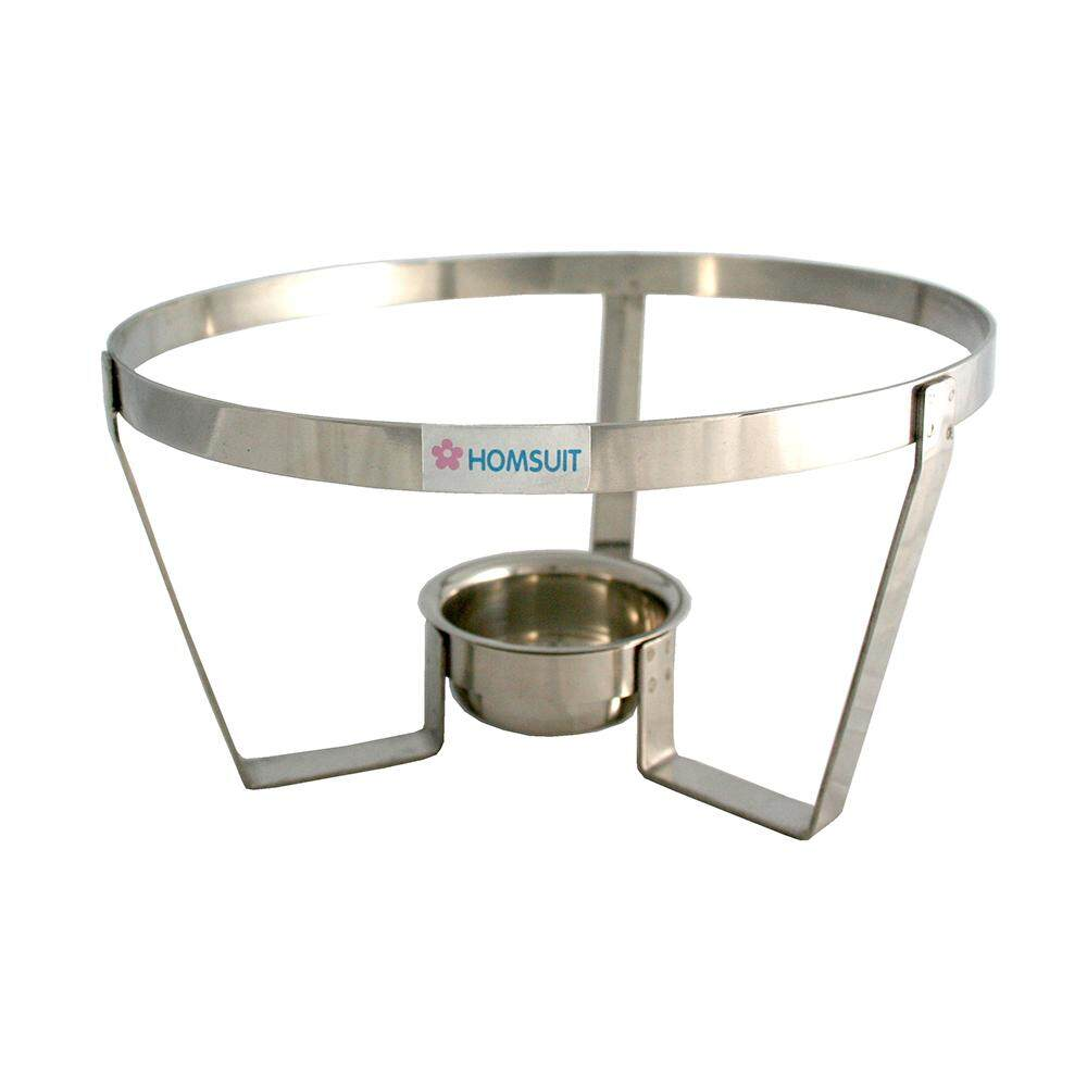 Casserole Stand With Candle Warmer