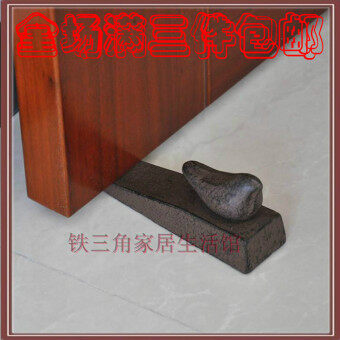Cast Iron creative bird wrought iron decorative material safetywindproof anti-touch activities door stop door wedge door top doorblocking the door stopper