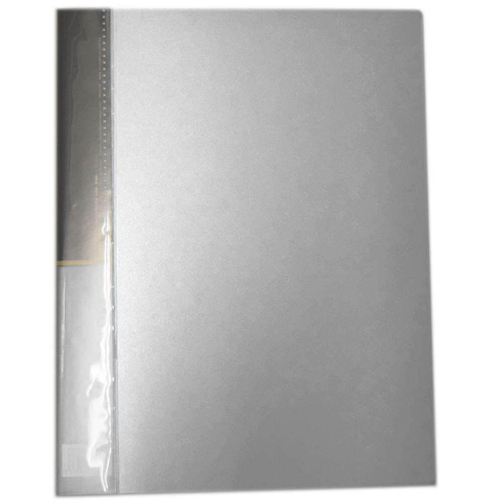 CBE MP60 Metalic Pearl Clear HolderA4 GY (Item No: B10-50 GY)