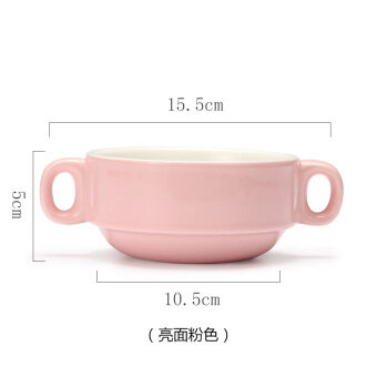 Harga Ceramic home breakfast steamed egg baking cup roasted ears bowl