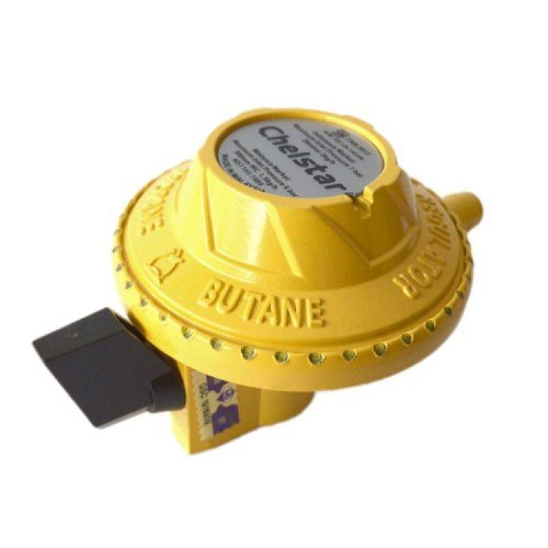 Buy Chelstar CR319E Low Pressure Gas Regulator (Yellow) Malaysia