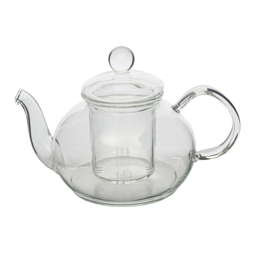 CHIKAO 800ML Handmade Glass Teapot (CK-001L)