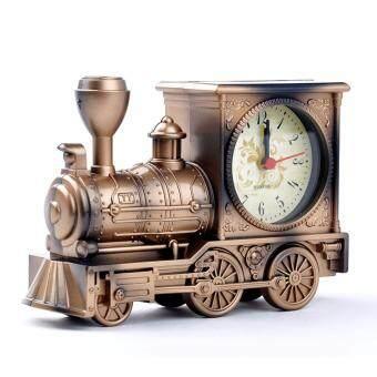 Classic Antique Mini Train Alarm Clock Gift