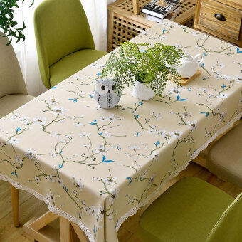 Great Coffee Table Tablecloth Fabric Waterproof Table Cloth Cushiontablecloths  Garden Table Mat Dining Chair Sets Suit Tablecloth