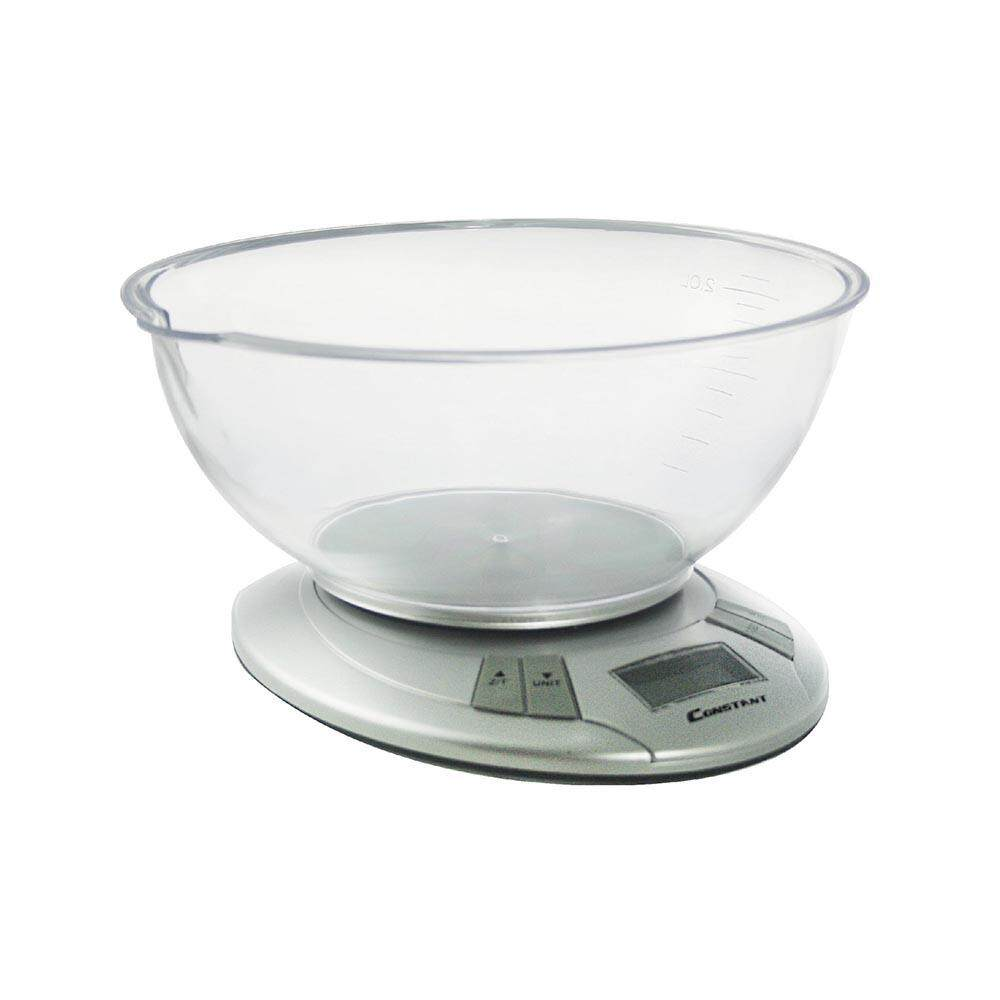 CONSTANT Electronic Kitchen Scale 5kg [14192-234B]