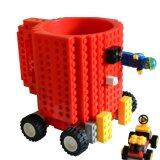 Creative LEGO Mugs- Red