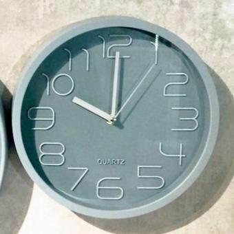 "CUBO Designer Wall Clock 10"" Green"