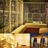 Curtain String Lights 3MX3M 304 LEDs Party Decorate Flashing Lights
