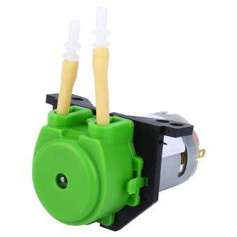 Harga DC 12V D2 Mini Peristaltic Dosing Pump ID2mm For Lab WaterAnalytical Liquid