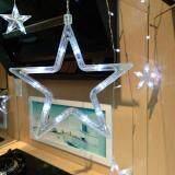 ES Lite Decoration LED big star lights, 11 feet