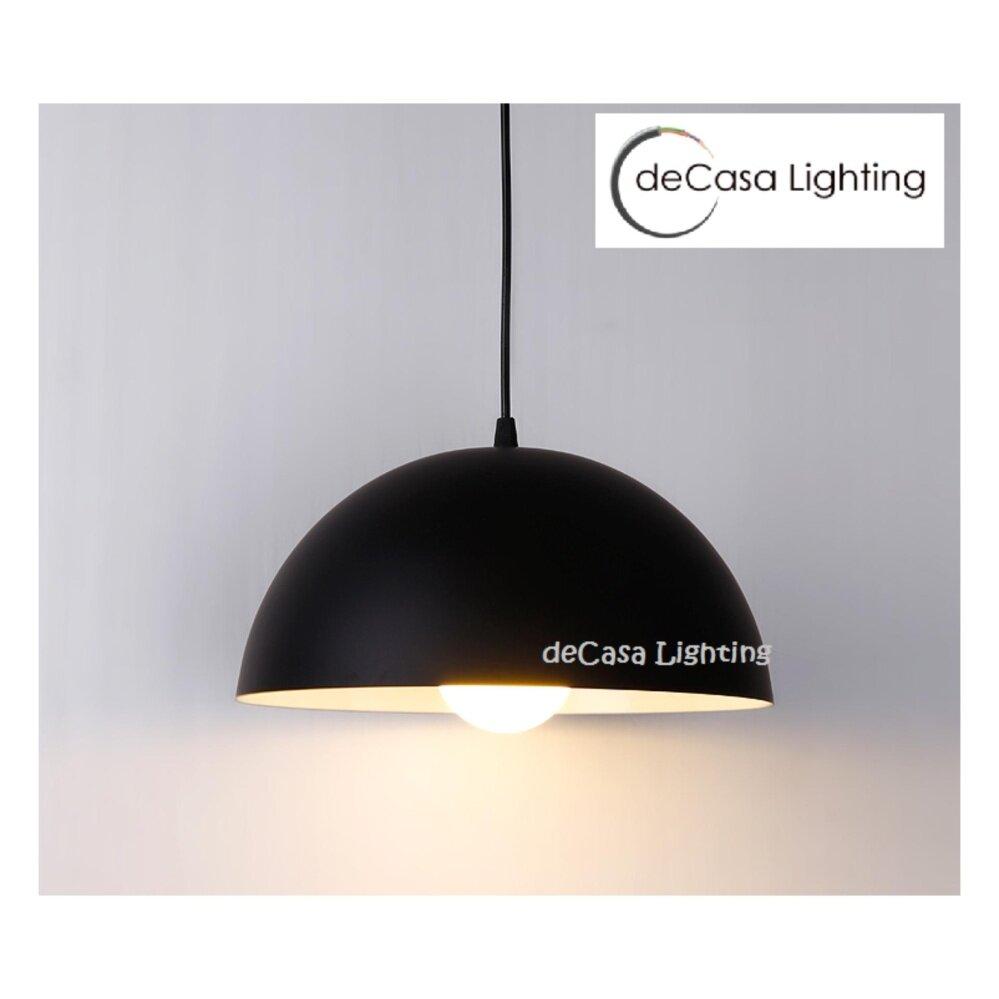 Decorative Hanging Light DECASA Retro Style Ceiling Pendant Light ...