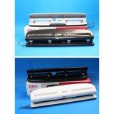 Deli 4 Holes Paper Punch