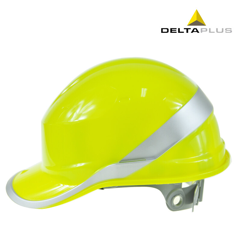 Buy Deltaplus safety cap ABS leadership reflective electrical insulation construction to summer breathable sun visor men helmet Malaysia