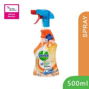 Harga Dettol Trigger Kitchen Spray 500ML - 3024689