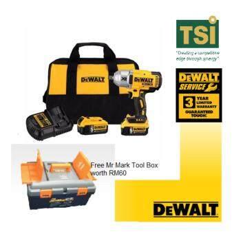 DeWalt Cordless Impact Wrench Kit (DCF899HP2)